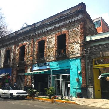 Pase Ud: Los nuevos barrios viejos en la Ciudad