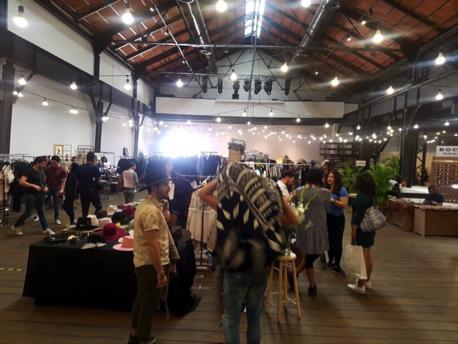Market: Corredor Salamanca