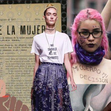 EL FEMINISMO ¿ESTÁ DE MODA?